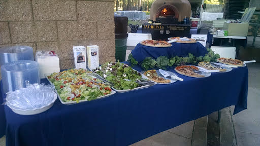 Fat Olives Catering Buffet
