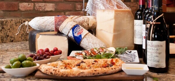 Fat Olives: Wood-Fired Artisan & Neapolitan Pizza